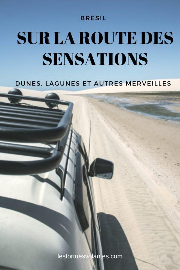 Sur la Route des Sensations. Image à épingler.