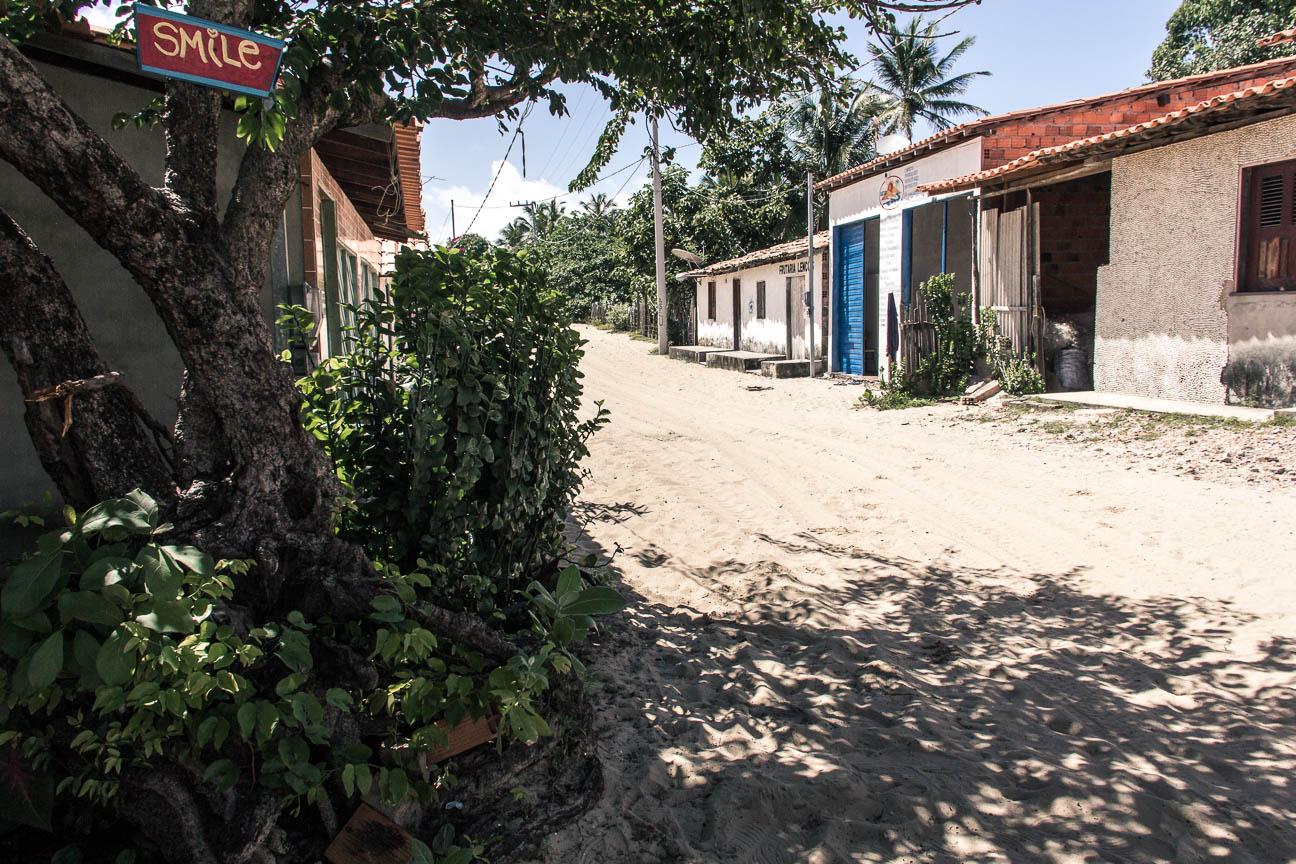 Petit village d'Atins - Lençois Maranhenses - Route des Sensations