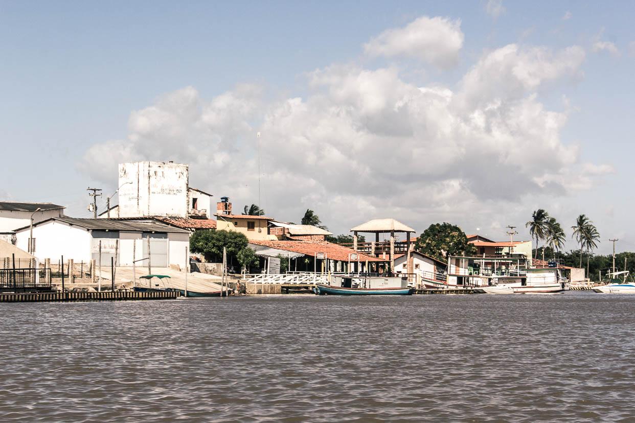 Le petit port de Tatus sur le Delta do Parnaiba - Route des Sensations