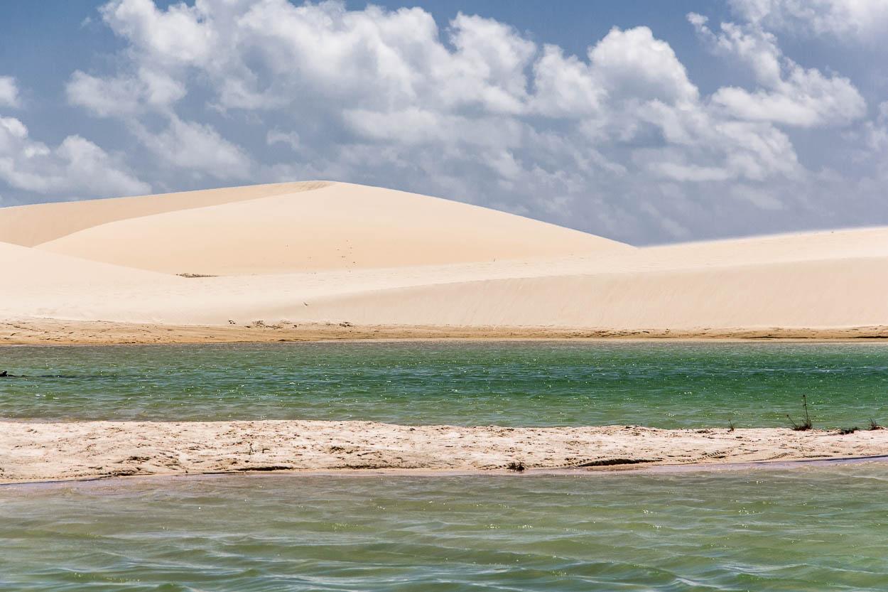 Dunes de Jericoacoara - Route des sensations