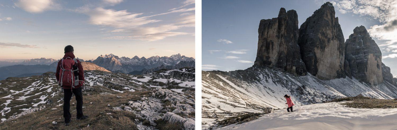 Tre cime di Lavaredo - Dolomites