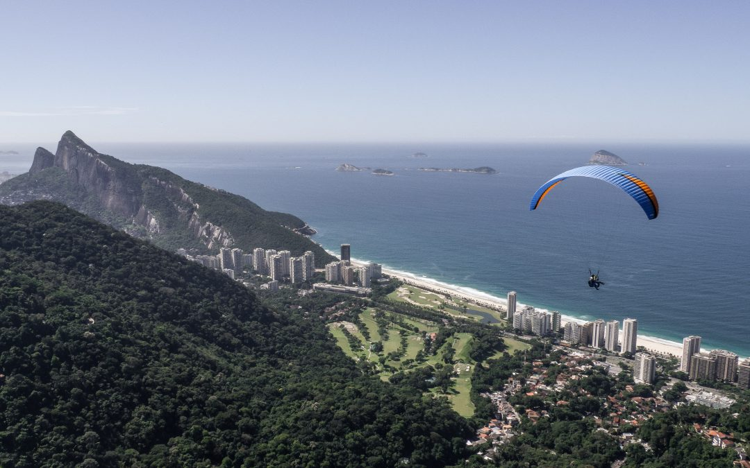 saut en parachute rio