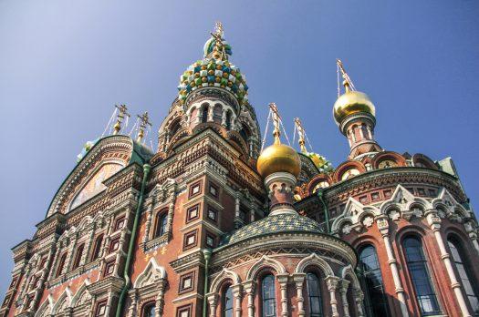 Saint-Pétersbourg en 4 jours