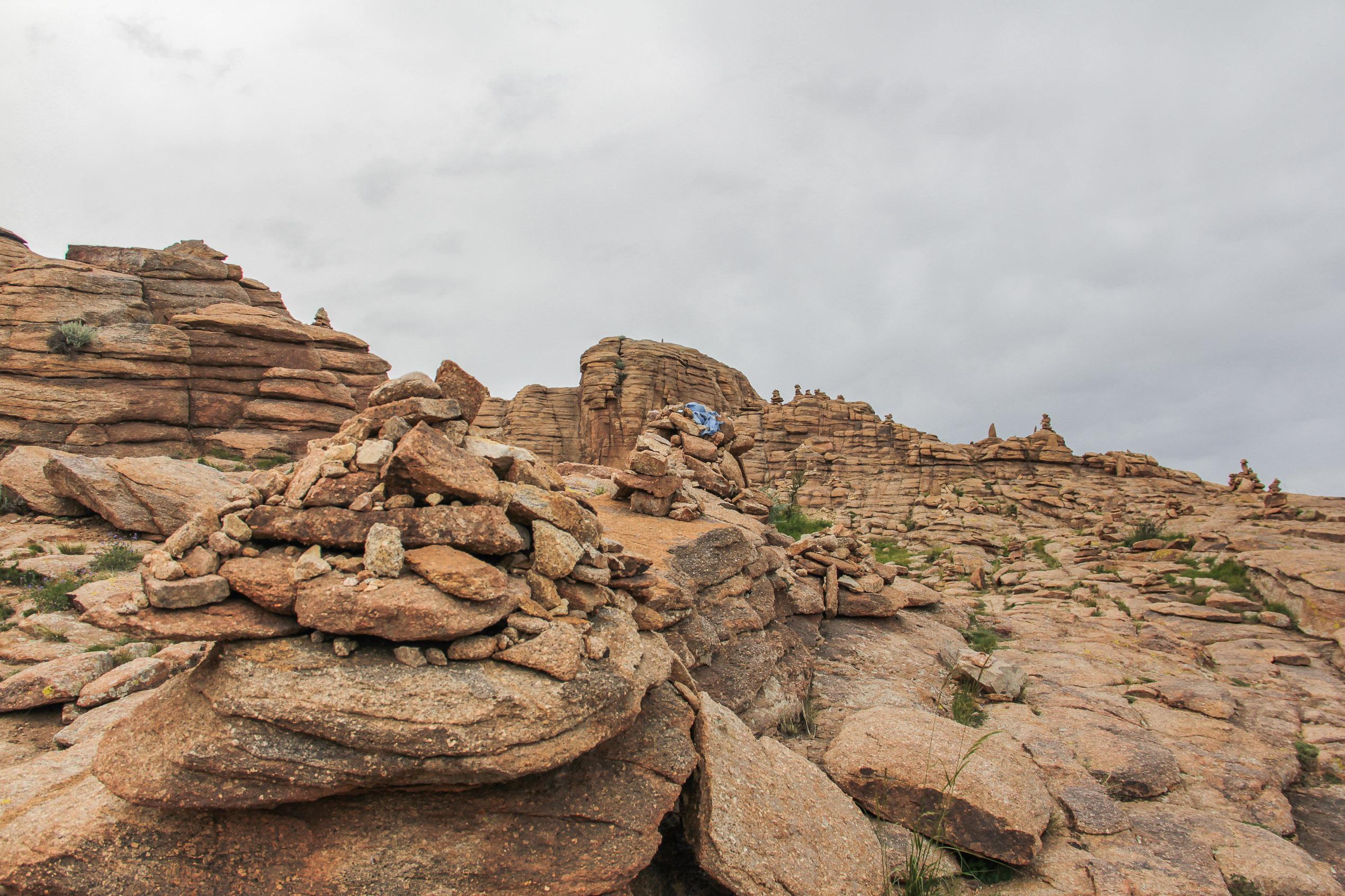Baga Gazrum Chuluu National Park