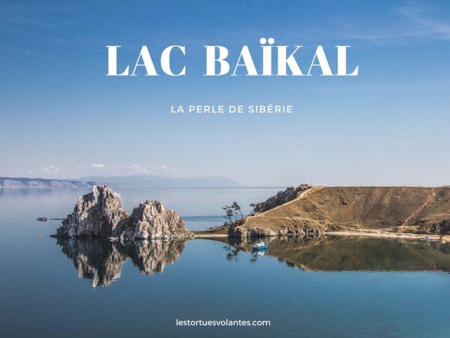Le Lac Baïkal est surnommé la Perle de Sibérie.