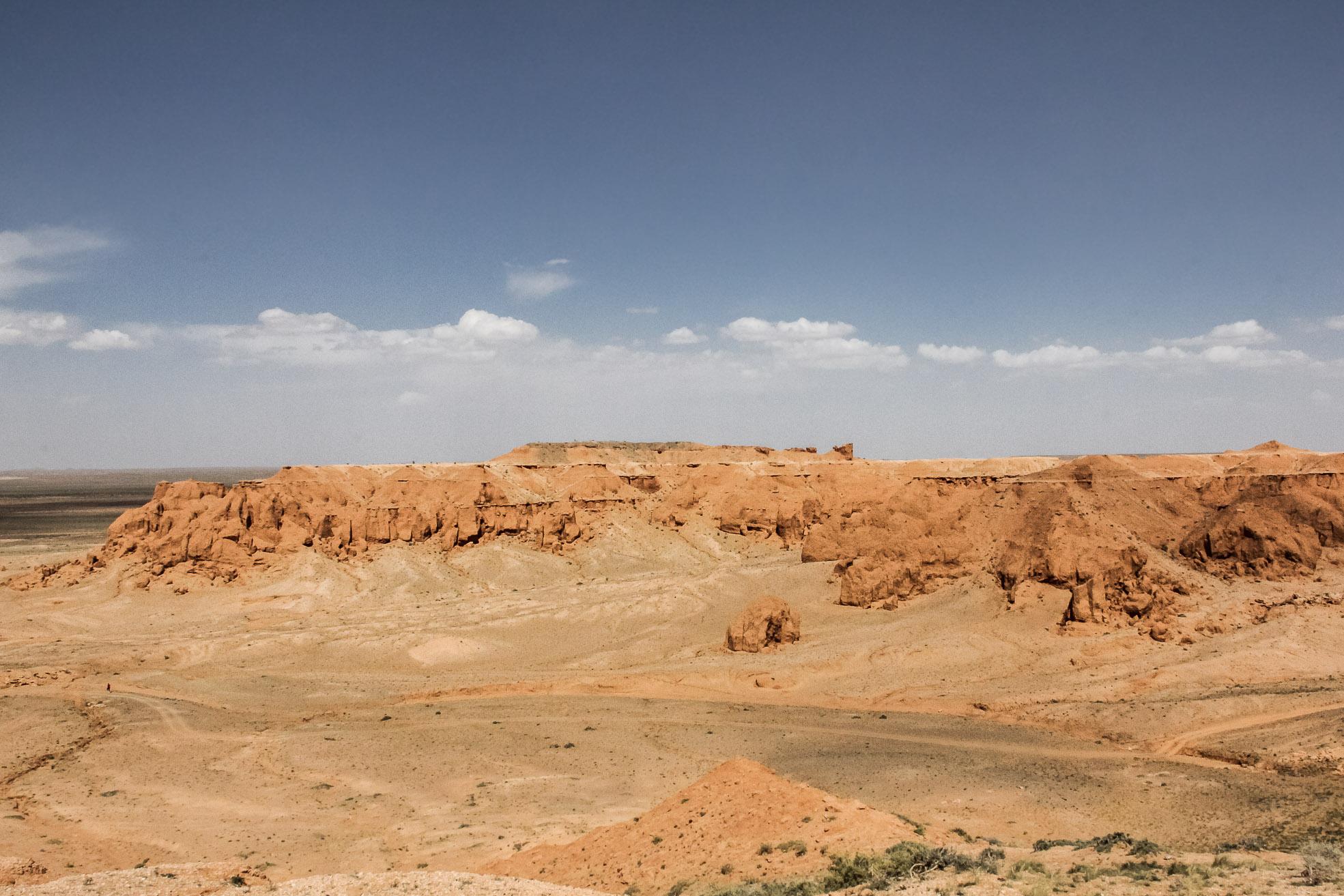 Bayazang en Mongolie
