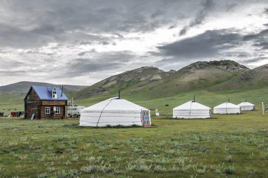 Vers l'ouest de la Mongolie