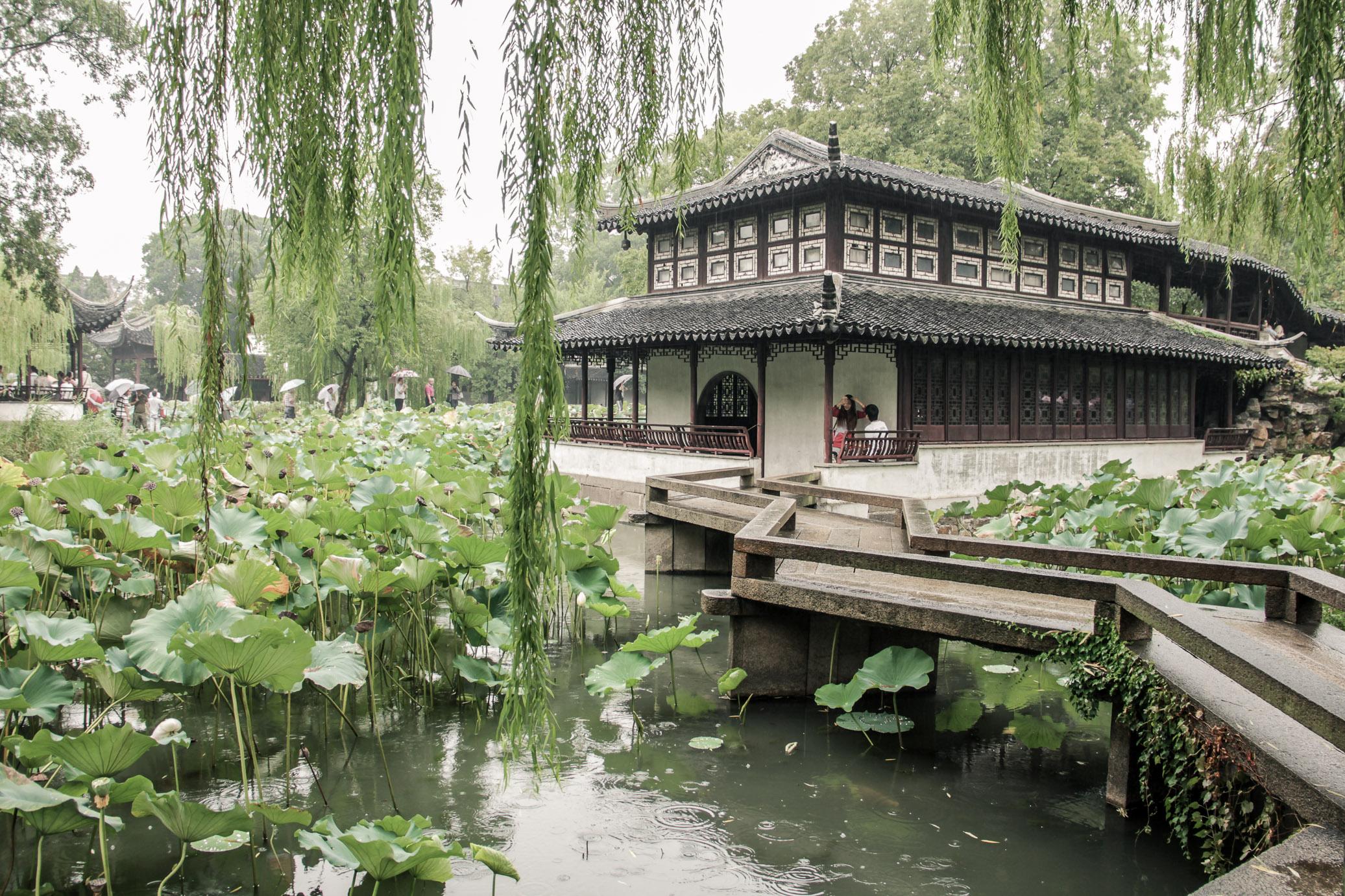 Le Jardin de l'Humble Administrateur à Souzhou