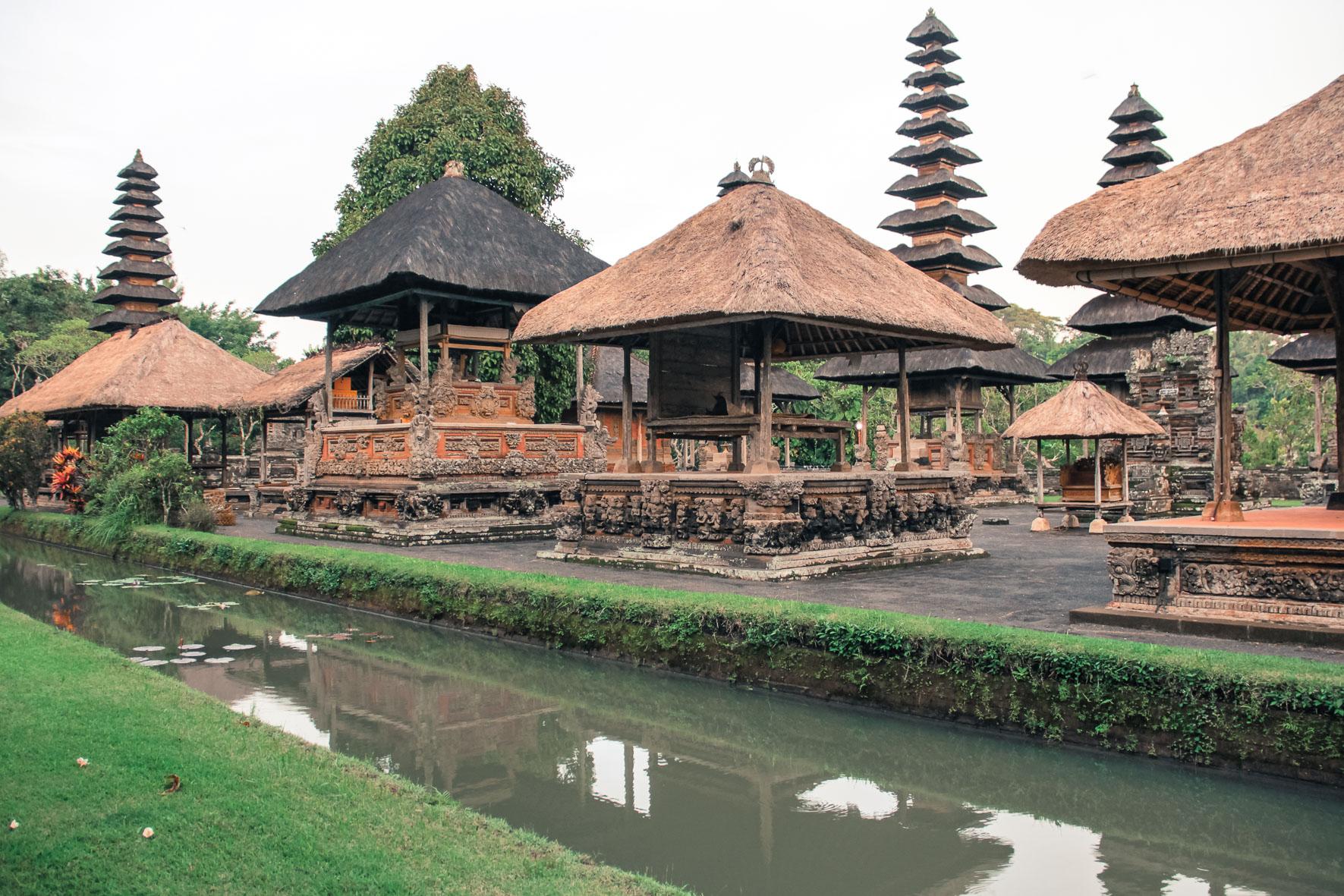 Temple Taman Ayun à Bali