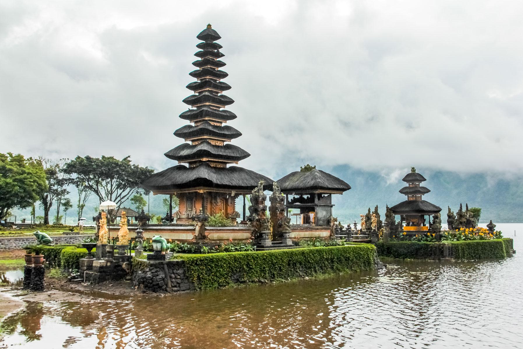 Temple Ulun Danu Bratan, Bali