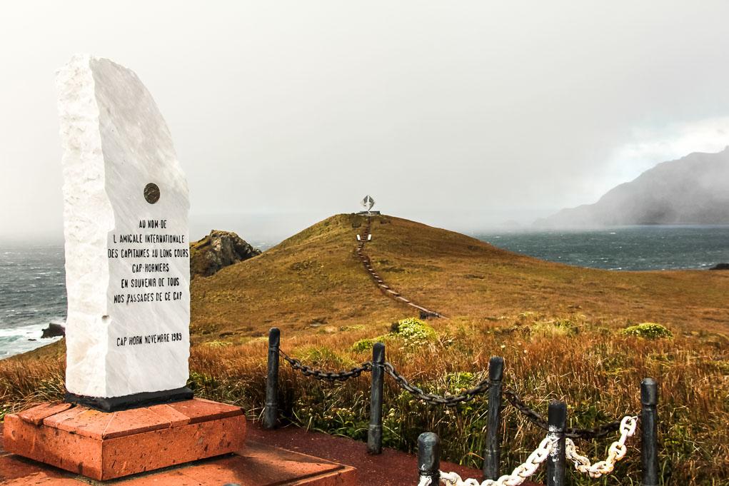 Monument du Cap Horn.