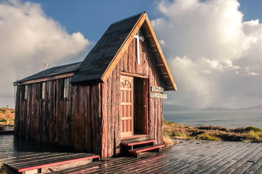 Chapelle de l'île Horn