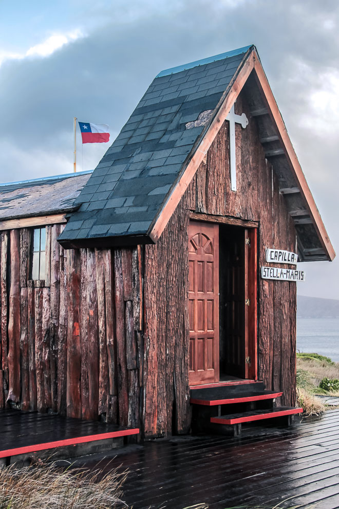 Chapelle sur l'Île Horn