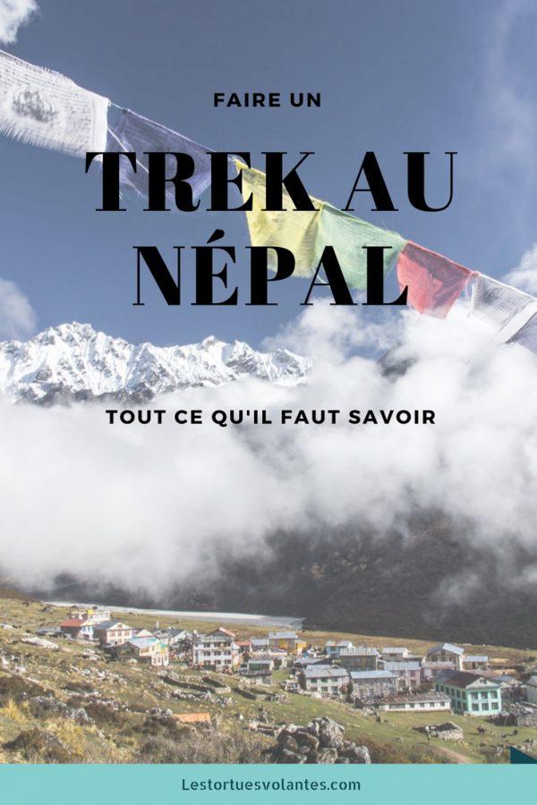 Tout ce qu'il faut savoir pour faire un trek au Népal.