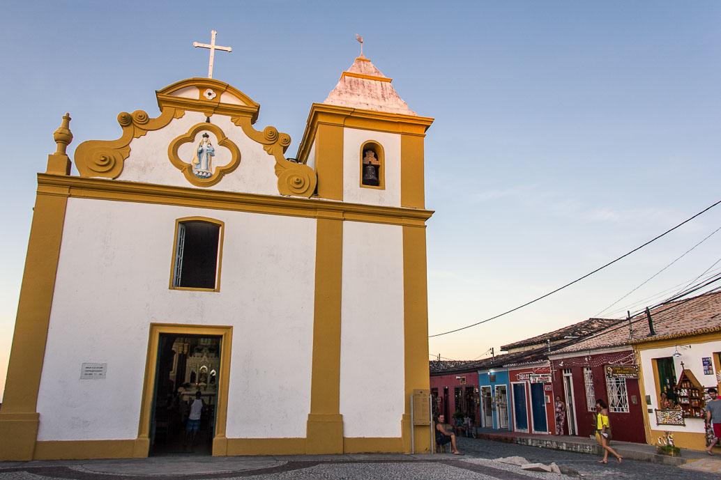 L'église de Nossa Senhora d'Ajuda