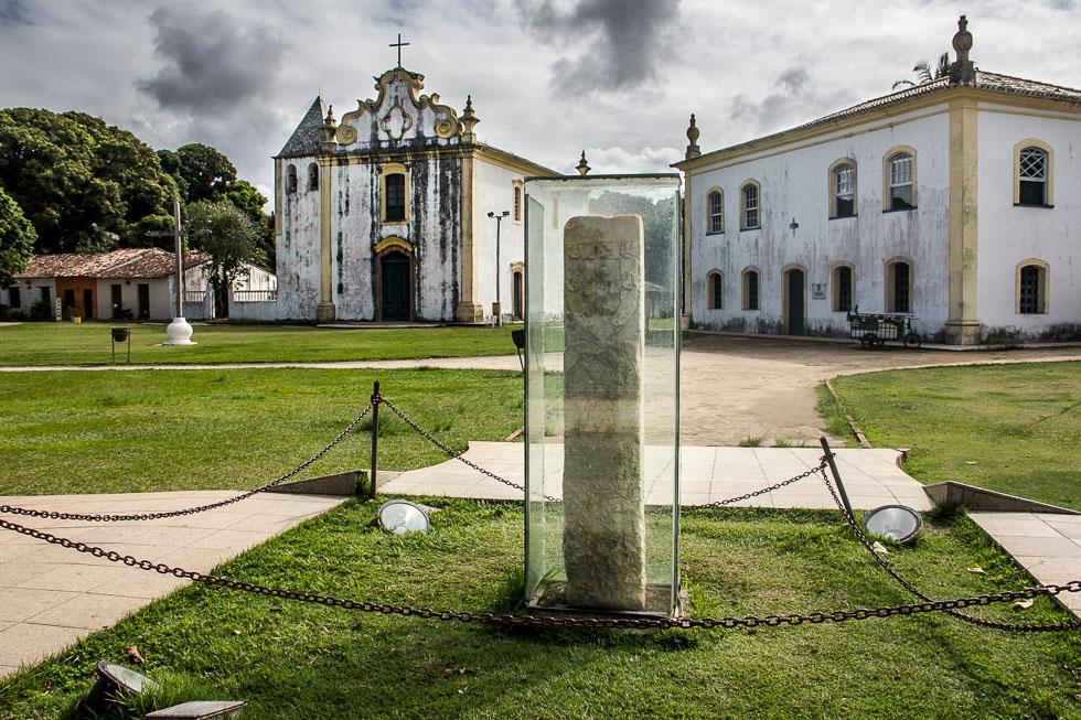 Eglise, administration et la marque de la possession portugaise sur les terres brésiliennes.