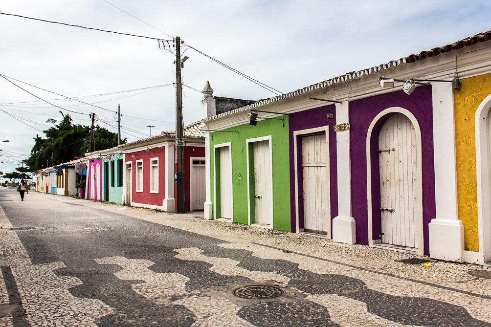 Passarela do Descobrimento à Porto Seguro, Bahia