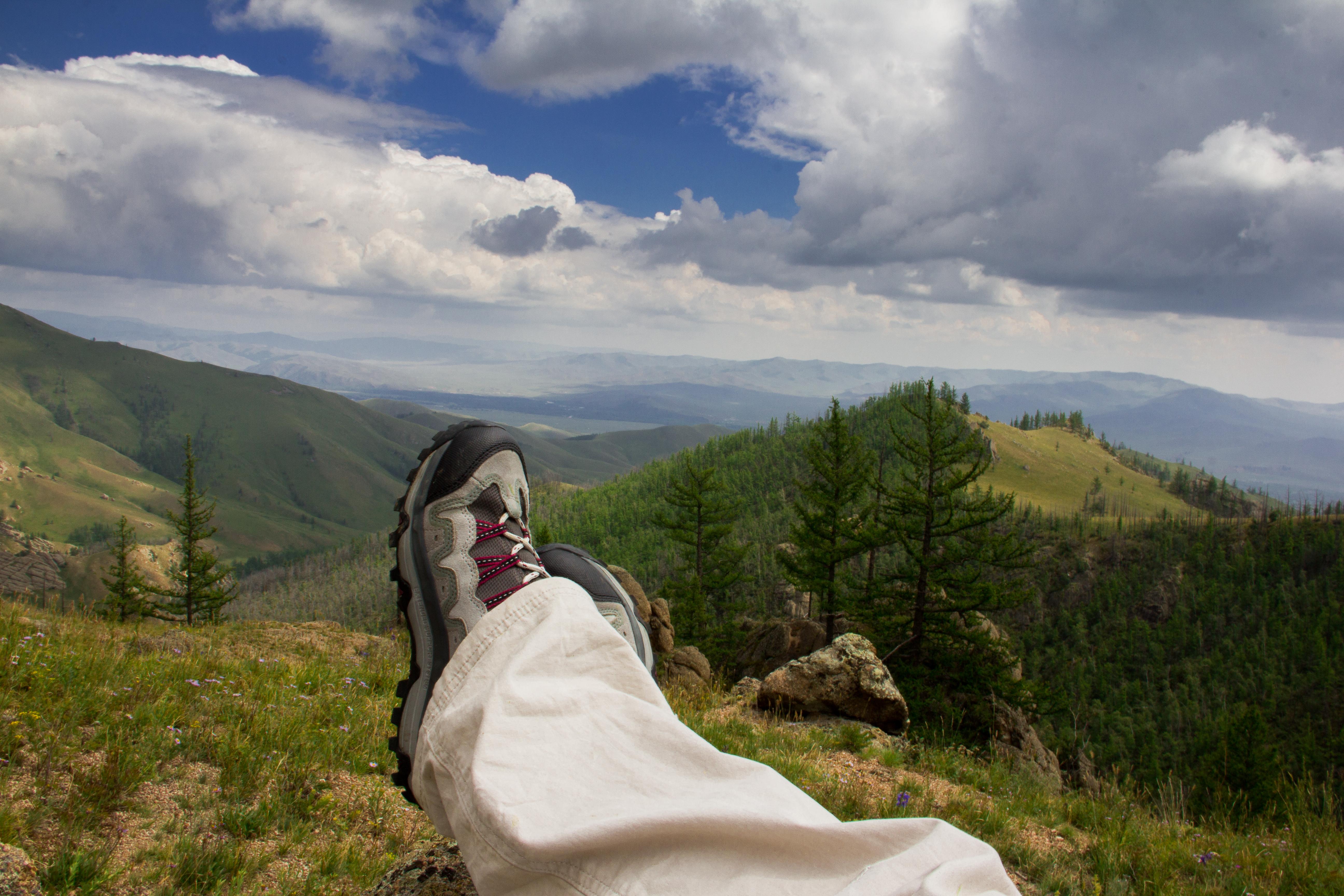 Repos au Parc National Terelj