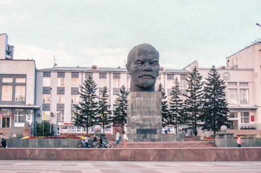 Oulan-Oudé: dernière étape avant la Mongolie