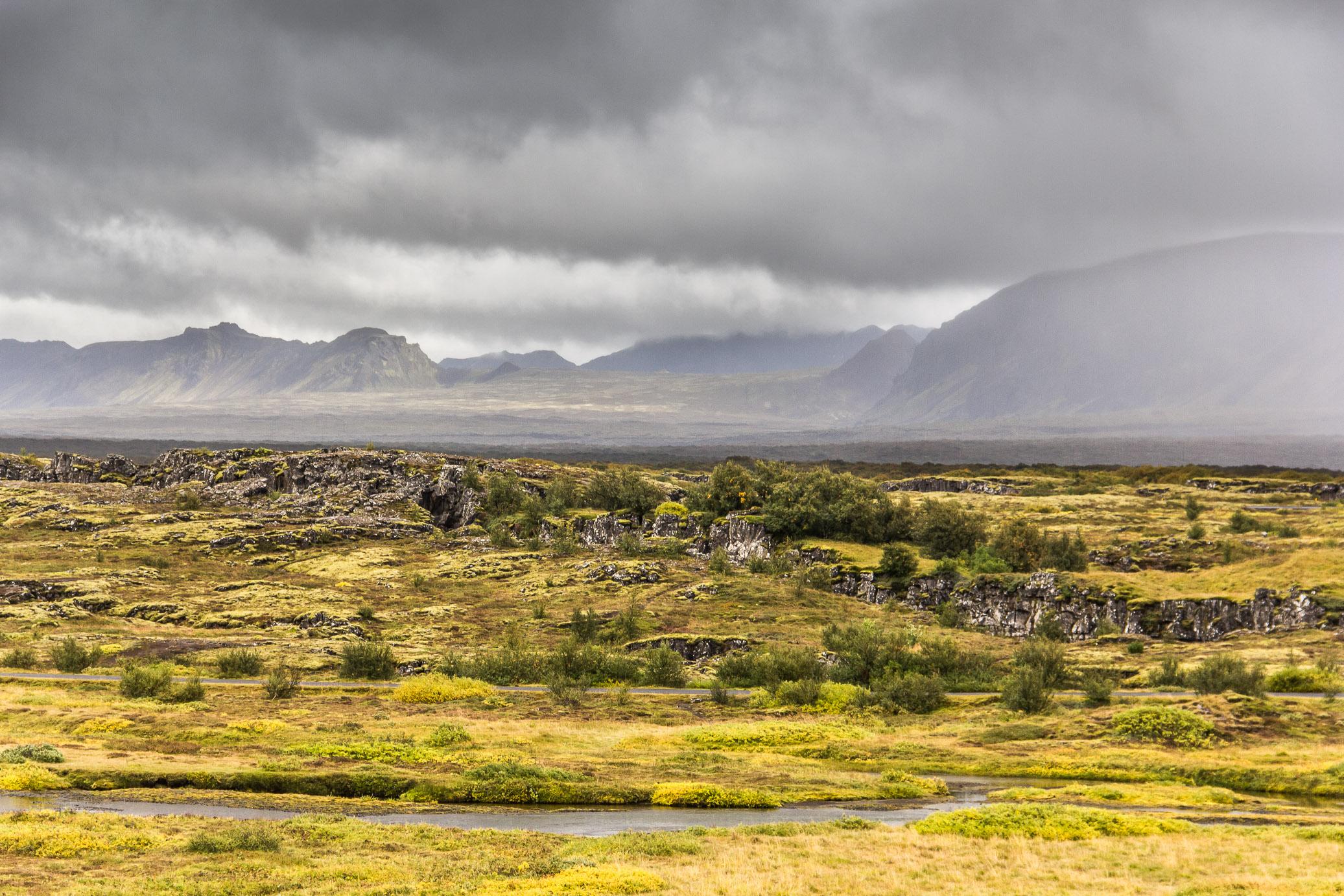 Parc national de Þingvellir