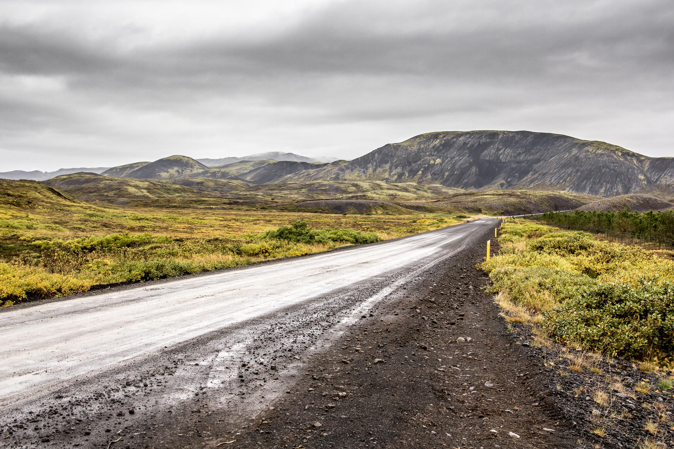 Route de Þingvellir