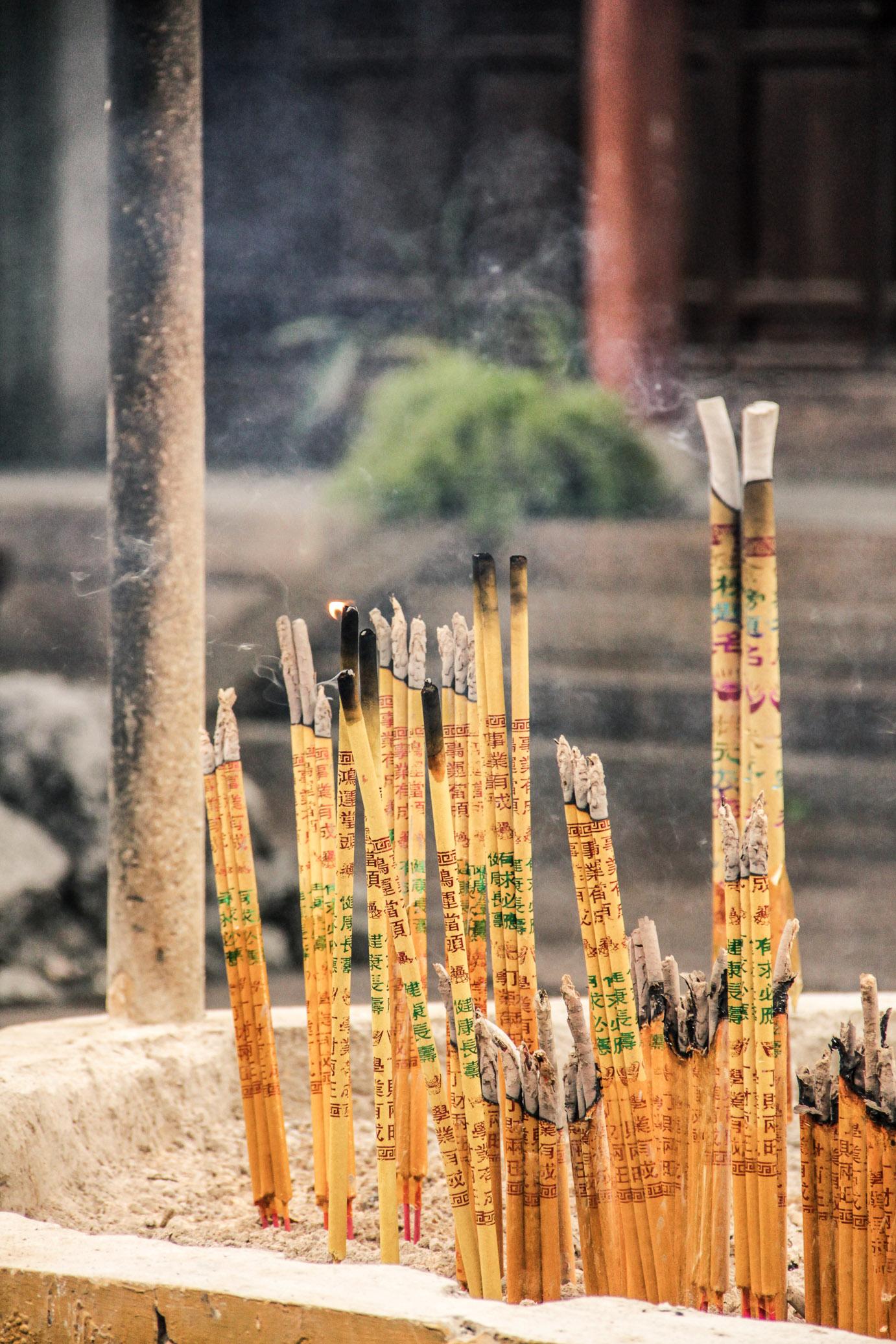 Temple Bouddhiste de Bao'en à Suzhou