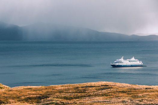 Patagonie: petite croisière au bout du monde