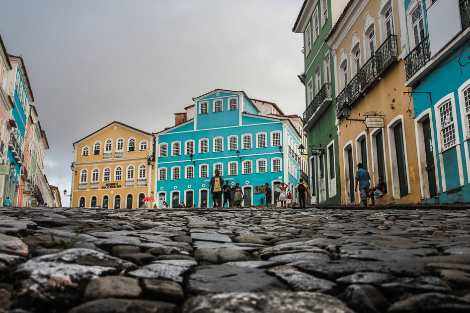 Largo do Pelourinho à Salvador
