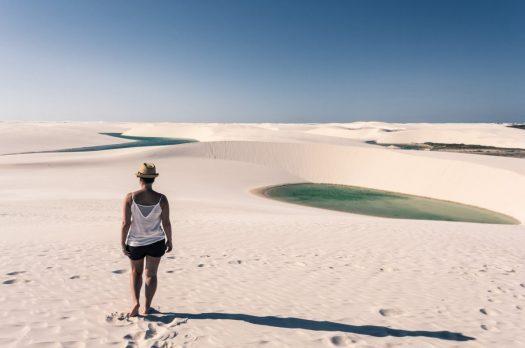 Visiter les magnifiques dunes des Lençóis Maranhenses