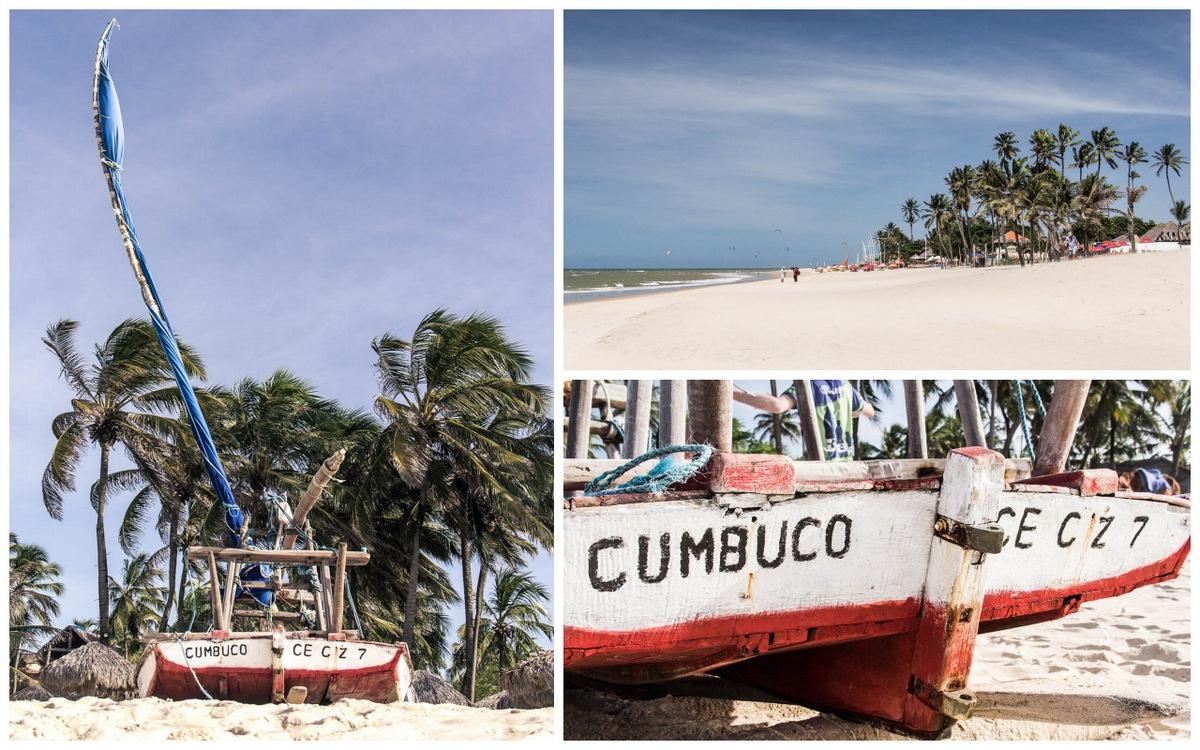 Plage de Cumbuco - Route des Sensations