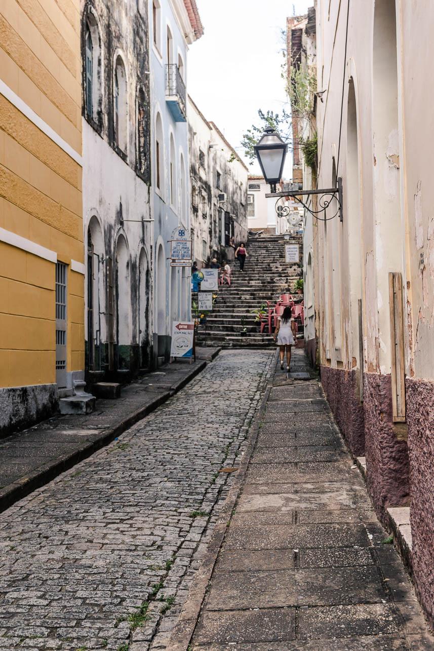 São Luís - Route des sensations