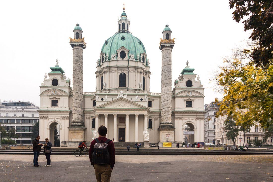 L'église St-Charles à Vienne