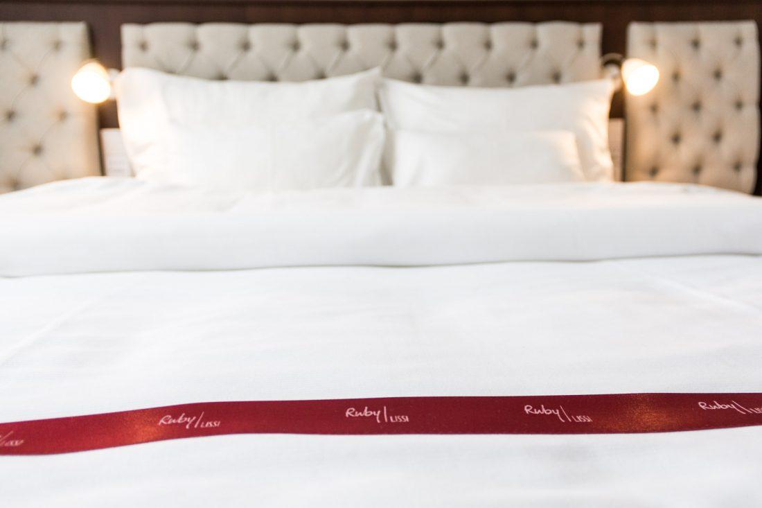 Chambre de l'hotel Ruby Lissi de Vienne.