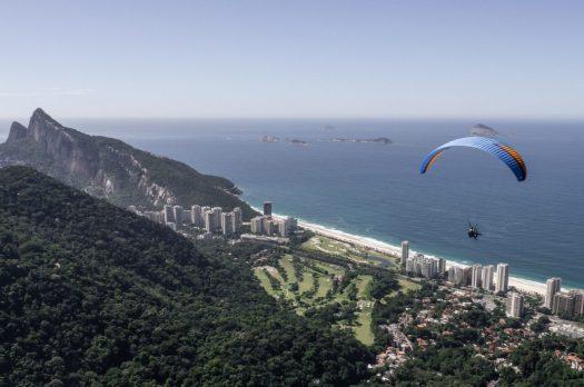 Faire du parapente ou deltaplane à Rio, on vous explique tout!