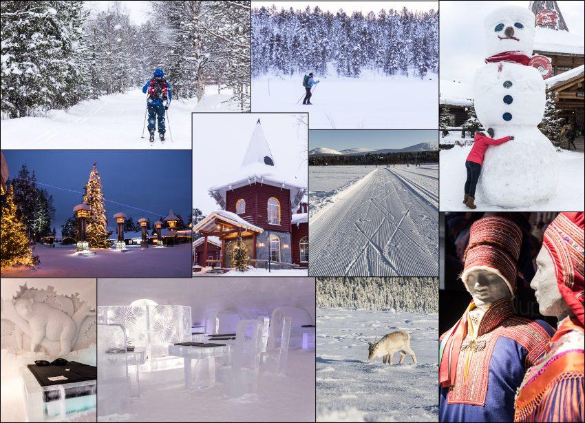 Que faire en Laponie.