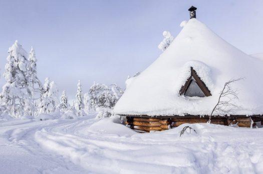 Laponie finlandaise en hiver – toutes les infos pratiques