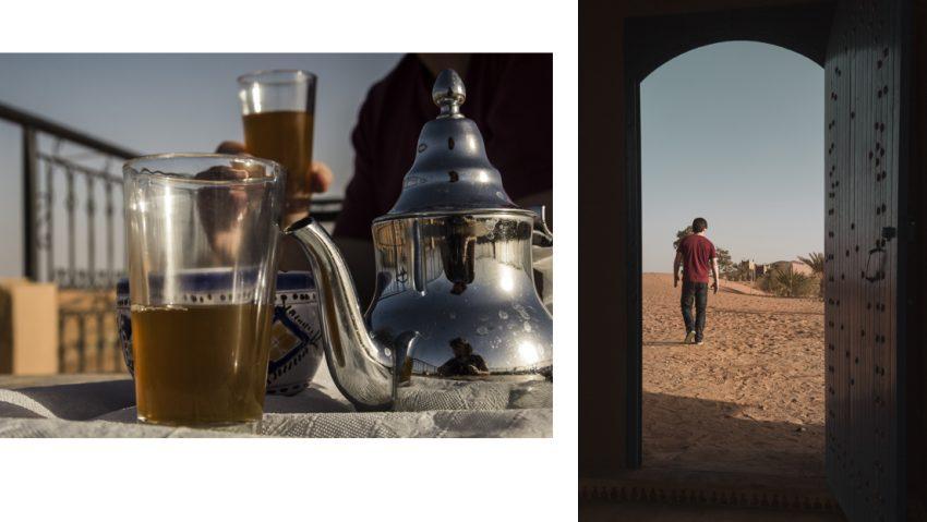 Road-trip au Maroc.
